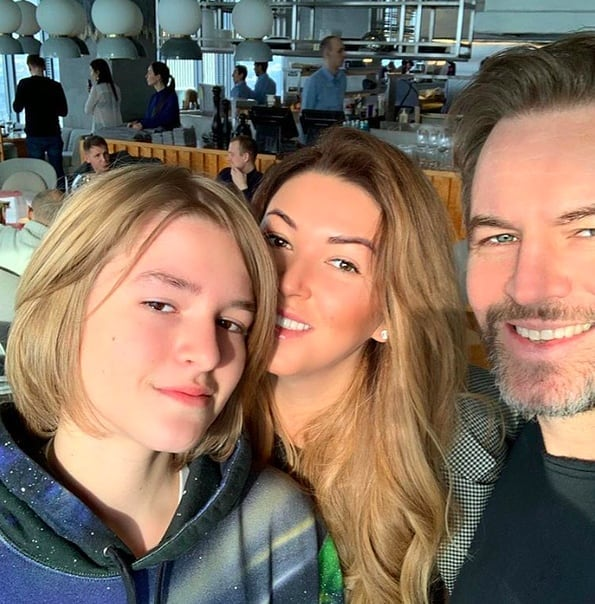 Ирина Дубцова пригласила бывшего мужа на День рождения сына!