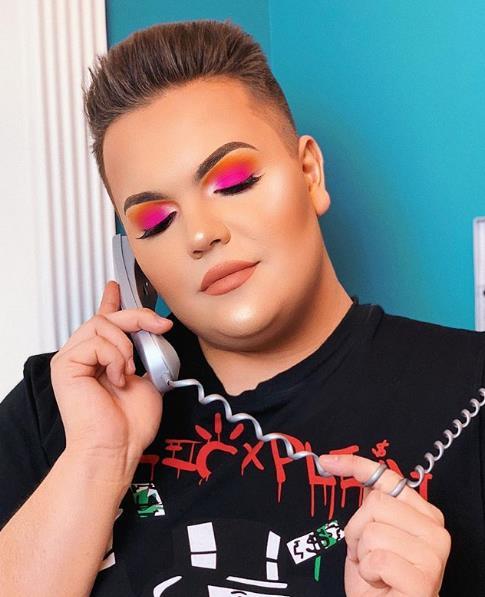 Новый макияж Игоря Синяка!