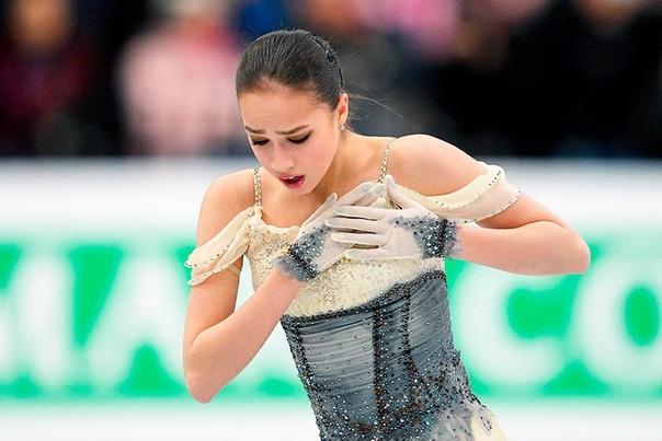 Мы уже писали, что российская фигуристка победила на чемпионате мира по женскому фигурному катанию!