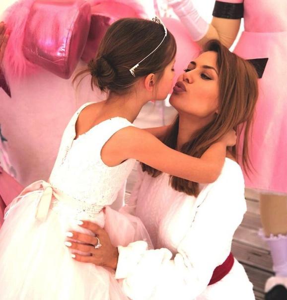 Виктория Боря потратила 1 миллион рублей на День рождения дочери!