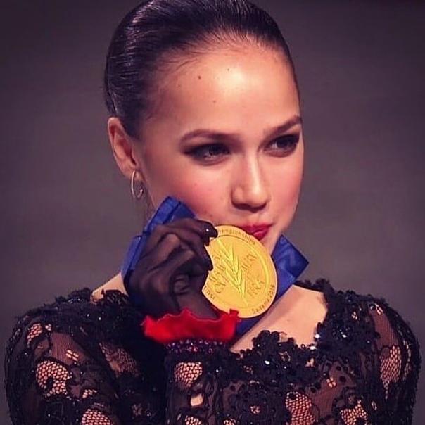 Алина Загитова о победе на ЧМ: